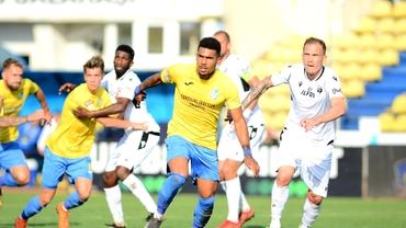 Baraje promovare/menținere în Liga 1. FC Voluntari o învinge cu 4-0 pe Dunărea Călărași și rămâne în primul eșalon