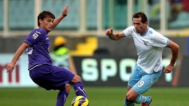 Program TV. Unde vedem partida Lazio - Fiorentina