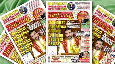 """Revista Taifasuri 846! Editorial Fuego! Interviu exclusiv cu """"actorul lui Dumnezeu"""" Silviu Biriș + CD de excepție!"""