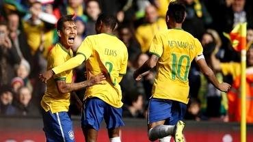 Ţintă de LUX pentru Atletico! Simeone a pus ochii pe un TITULAR din naţionala Braziliei