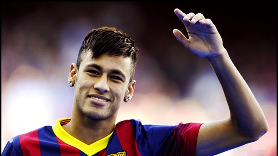 Messi şi Neymar au început să