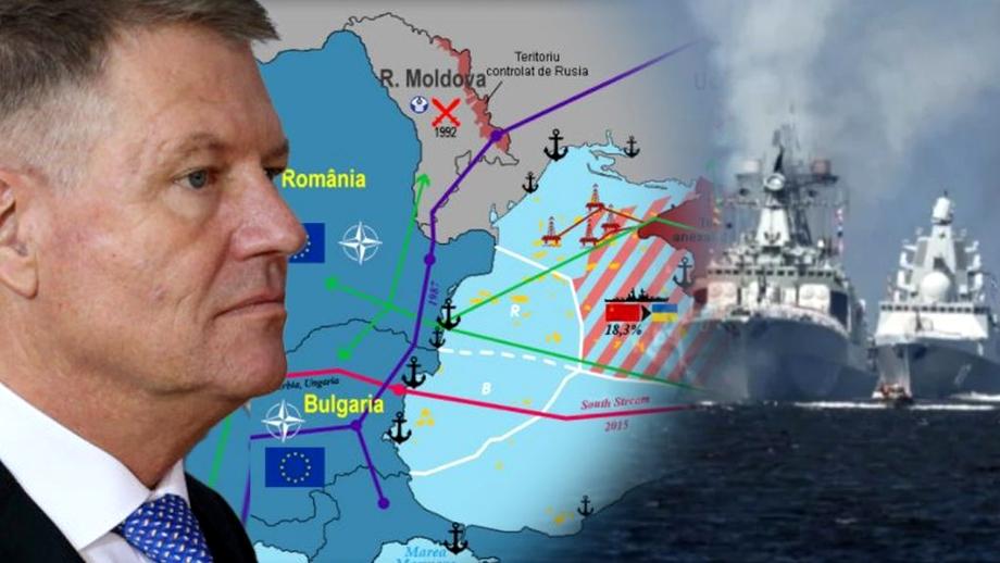 Tensiunile din Marea Neagră provoacă îngrijorare la București. Klaus Iohannis convoacă CSAT