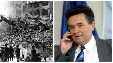 Când vine un cutremur asemănător celui din 1977 în România! Avertisment ferm transmis de Gheorghe Mărmureanu