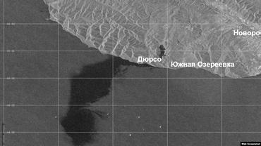 Scurgere de petrol în Marea Neagră. Este de 400 de ori mai mare decât s-a crezut inițial