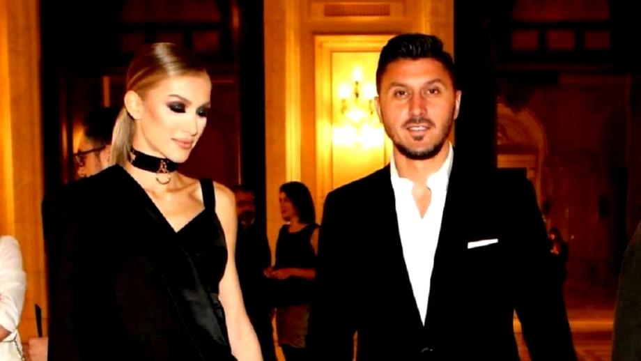 Ciprian Marica și Ioana Marcu, imagini intime de la o petrecere. Soția fotbalistului, în cele mai provocatoare ipostaze