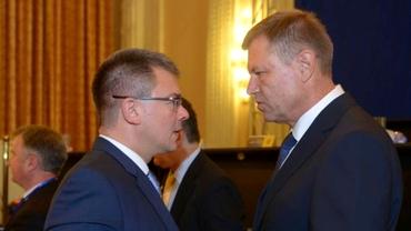 Mihai Răzvan Ungureanu, propus la şefia SIE de preşedintele Iohannis