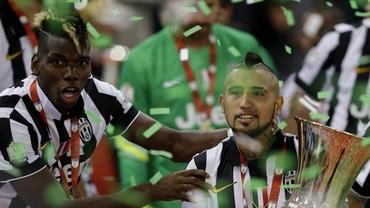 ULTIMATUM dat de Juventus! Pînă cînd pot fi cumpăraţi Pogba şi Vidal