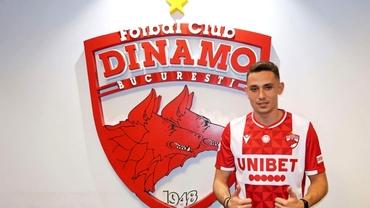Coșmarul s-a terminat pentru Andrei Blejdea. Fotbalistul lui Dinamo a revenit la antrenamente