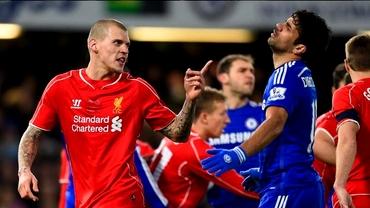 Dezastru pentru Mourinho! Diego Costa, suspendare DURĂ după incidentele din meciul cu Liverpool!