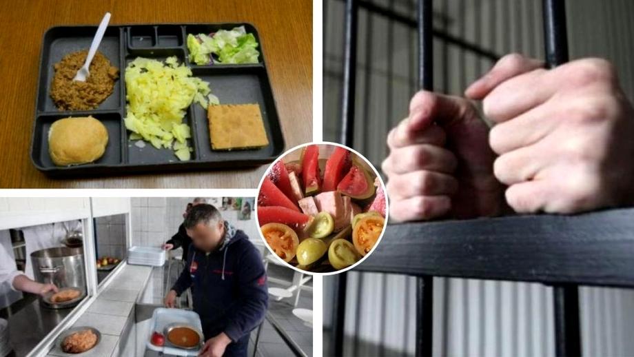 Licitaţii de zeci de mii de lei pentru murăturile celor aflaţi în închisoare! Ce meniu au condamnaţii