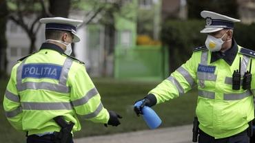 Mii de amenzi date de poliție într-o singură zi pentru nerespectarea normelor anti-COVID