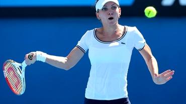 Simona Halep, în PERICOL la Australian Open! S-a lăsat cu LEŞINURI: