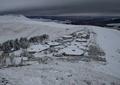 Zăpadă în Africa de Sud. Cum s-au bucurat oamenii de fenomenul mai puțin întâlnit
