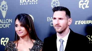 Antonella Roccuzzo, mesaj emoționant pentru Lionel Messi. A strâns deja 2 milioane de like-uri