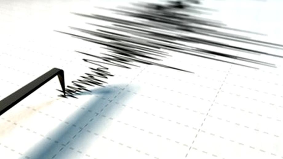 Două cutremure au avut loc, astăzi, pe litoralul românesc
