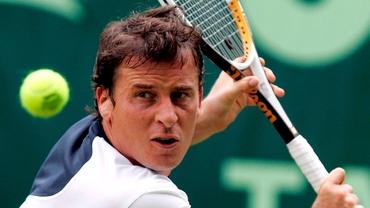 Andrei Pavel, singurul tenismen român care l-a învins pe Roger Federer: