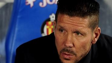 Simeone ezită să semneze un nou contract cu Atletico din cauza lui Manchester City
