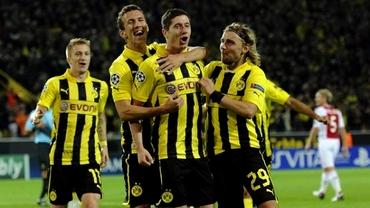Dortmund i-a găsit înlocuitorul lui Levandowski! Cine e SUPER atacantul achiziţionat de Klopp