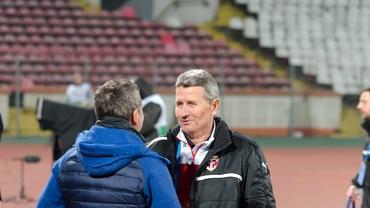 Hagi şi-a vărsat nervii şi pe Mulţescu: