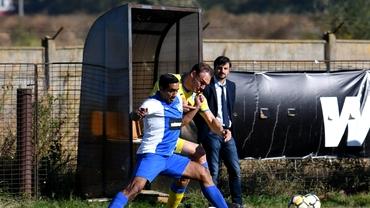 Bănel Nicoliță, patron, antrenor și jucător la Făurei a ratat șansa unui duel cu FCSB! Brăilenii au fost eliminați din Cupa României