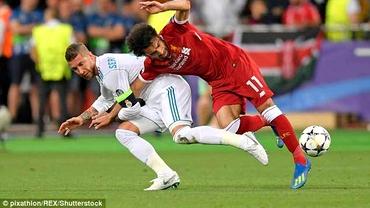 Sergio Ramos, dat în judecată pentru accidentarea lui Salah!
