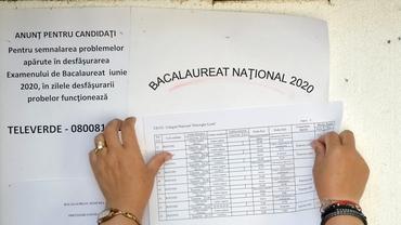 Rezultate Bacalaureat 2020, afișate. Notele după contestații. Update