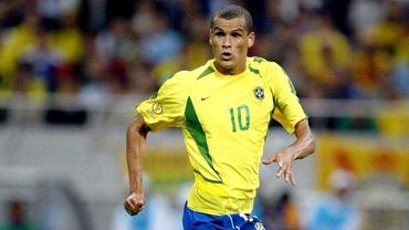 """Rivaldo deplânge soarta tricoului cu numărul 10 în naționala Braziliei: """"E trist. I-au dat tricoul lui Paqueta"""""""