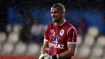 Răzvan Pleșca, prima reacție după oferta FCSB-ului. Ce zice portarul lui Gaz Metan