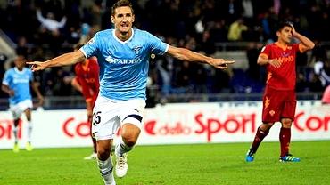VIDEO / Merită la MONDIALE! Klose a marcat singurul gol al meciului Lazio - Inter printr-o SUPER-EXECUŢIE!