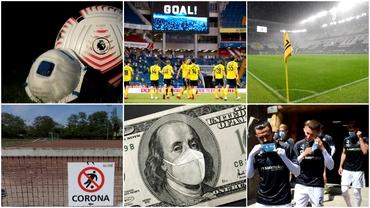 Dezastru financiar pentru fotbalul din Europa! Pierderi de 8,5 miliarde de dolari şi cum arată acum topul bogaţilor