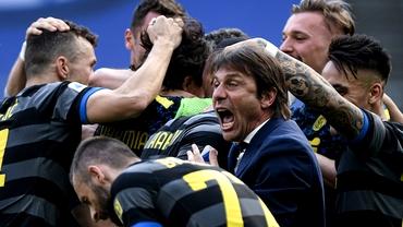 Inter Milano, campioană a Italiei după 11 ani! Coincidenţa care leagă cele două trofee