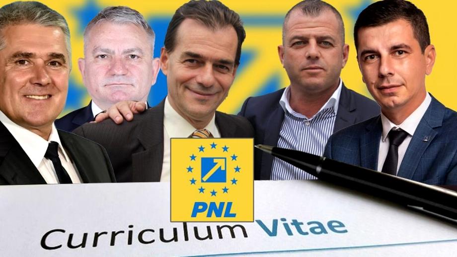 CV-urile noilor parlamentari PNL. Schimbări spectaculoase de profesie: cum a ajuns deputat un jandarm scandalagiu