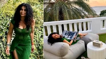Mihaela Rădulescu și imaginile din luxul de la Monaco! Nu e de mirare că vedeta e invidiată de toată lumea - Foto