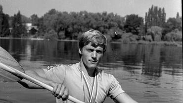 Vasile Dîba, primul campion olimpic al kaiacului românesc: