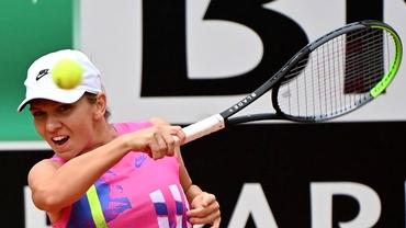 Cu cine joacă Simona Halep în turul 2 la WTA Roma. Este al 10-lea duel direct contra acestei mari campioane