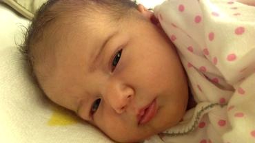 Fotografii cu nepoţica lui Traian Băsescu