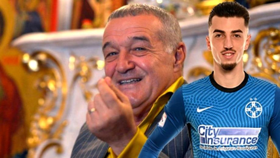 """Andrei Vlad, apărat de omul care l-a descoperit: """"Gigi Becali să aibă răbdare"""". Exclusiv"""