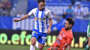 U Craiova - Sepsi 1-1. Niczuly, eroul covăsnenilor! A apărat un penalty și elevii lui Grozavu obțin 1 punct în Bănie