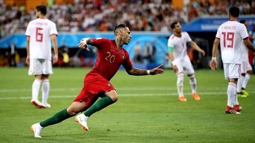 Ricardo Quaresma, omul meciului Iran – Portugalia 1-1 la CM 2018