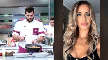"""Enzo Aiello de la Chefi la cuțite nu mai arată așa cum îl știai. Cât de mult a slăbit de când e cu Antonia Ștefănescu: """"Fericit!"""""""