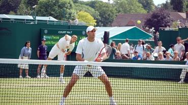 Joia NEAGRĂ! Toţi românii au ieşit din concursul de la Wimbledon!