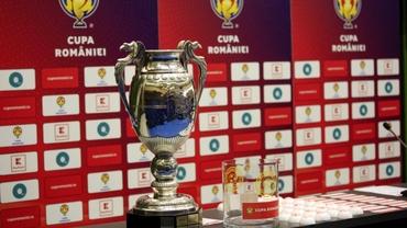 Tragerea la sorți pentru sferturile Cupei României, Live Video. Craiova are cel mai uşor adversar!