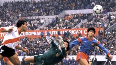 33 de ani de la River Plate - Steaua 1-0! Mafia pariurilor a încercat să trucheze finala Cupei Intercontinentale din 1986 + Belodedici a ratat o maşină Toyota! Video