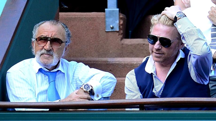 """Ţiriac, sfat pentru Becker! """"E nevoie de 200-300 de milioane de euro"""""""