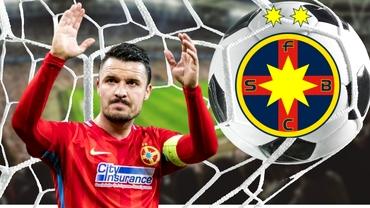 Prima apariție a lui Budescu după revenirea la FCSB! Edi Iordănescu confirmă Fanatik: