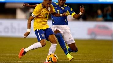 VIDEO / Neymar SHOW! Brazilia, o nouă VICTORIE!