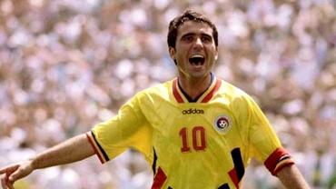 """A fost și altfel... CM 1994: Șampanie după România – Columbia 3-1. """"Nu sunt Hagi!"""". Nu l-au crezut! Video"""