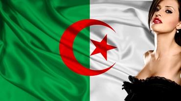 Miss Algeria: MANEL nu cîntă manele! Este mereu în TRIBUNĂ, cu ochii pe SOŢ!