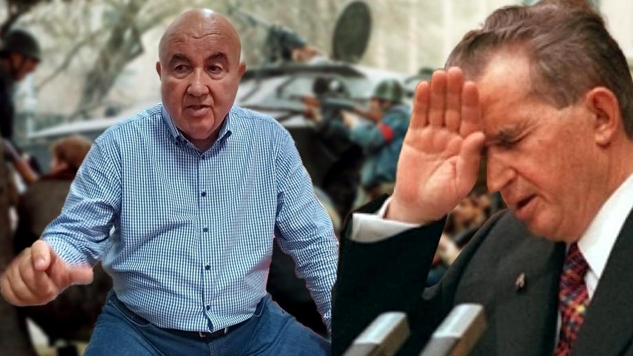 """""""Shihan"""" Florentin Marinescu, între Steaua lui Valentin Ceaușescu din 1986 și trădarea lui Nicolae Ceaușescu din 1989. Interviu exclusiv"""