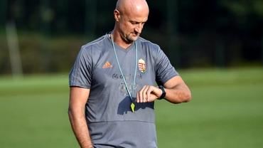"""Marco Rossi, selecţionerul Ungariei, a fost la un pas să antreneze în România: """"I-am făcut o ofertă"""""""